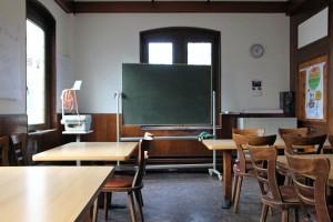 Raum des Deutschclubs